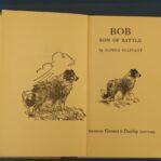Famous Dog Stories: Bob, Son of Battle, 1898