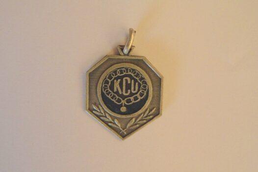 Medal Kennel Club Uruguayo