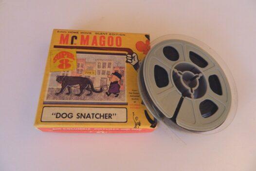 Home Movie DogSnatcher