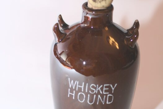 Ries Whiskey Hound Decanter